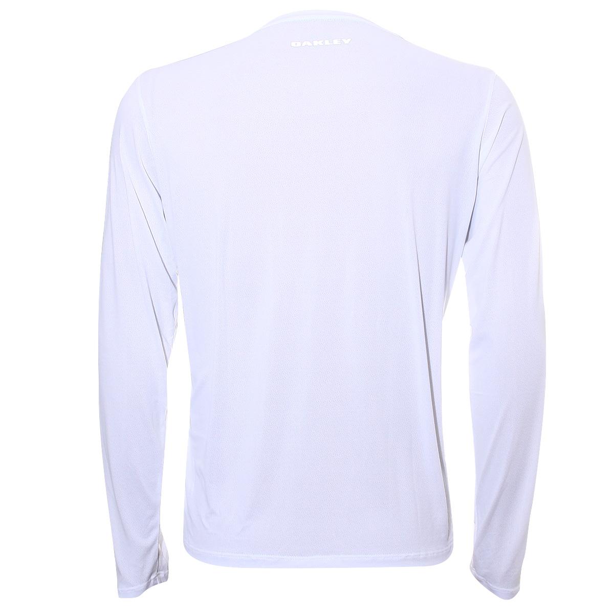 Camiseta Oakley Manga Longa « Heritage Malta fff432c5de