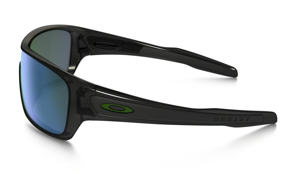 Óculos Oakley Turbine Rotor Black Ink Lente Jade Iridium ref OO9307-04 0f648e42dc