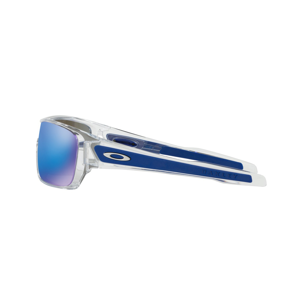 Óculos Oakley Turbine Rotor Polished Clear Lente Sapphire Iridium ... e9a1c68dc2