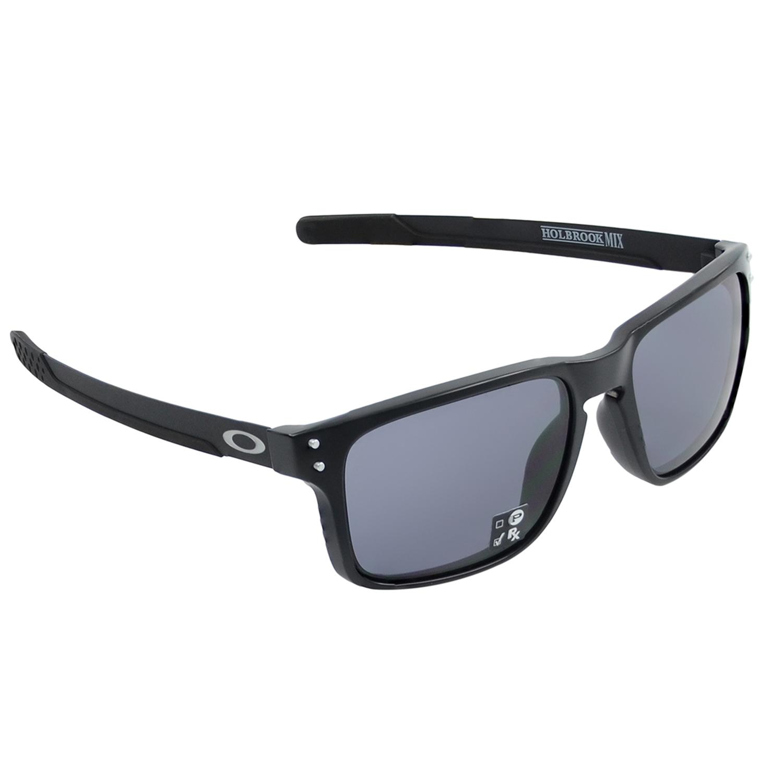 óculos Oakley Holbrook Branco Lente Azul   Louisiana Bucket Brigade 857a7b4ca5