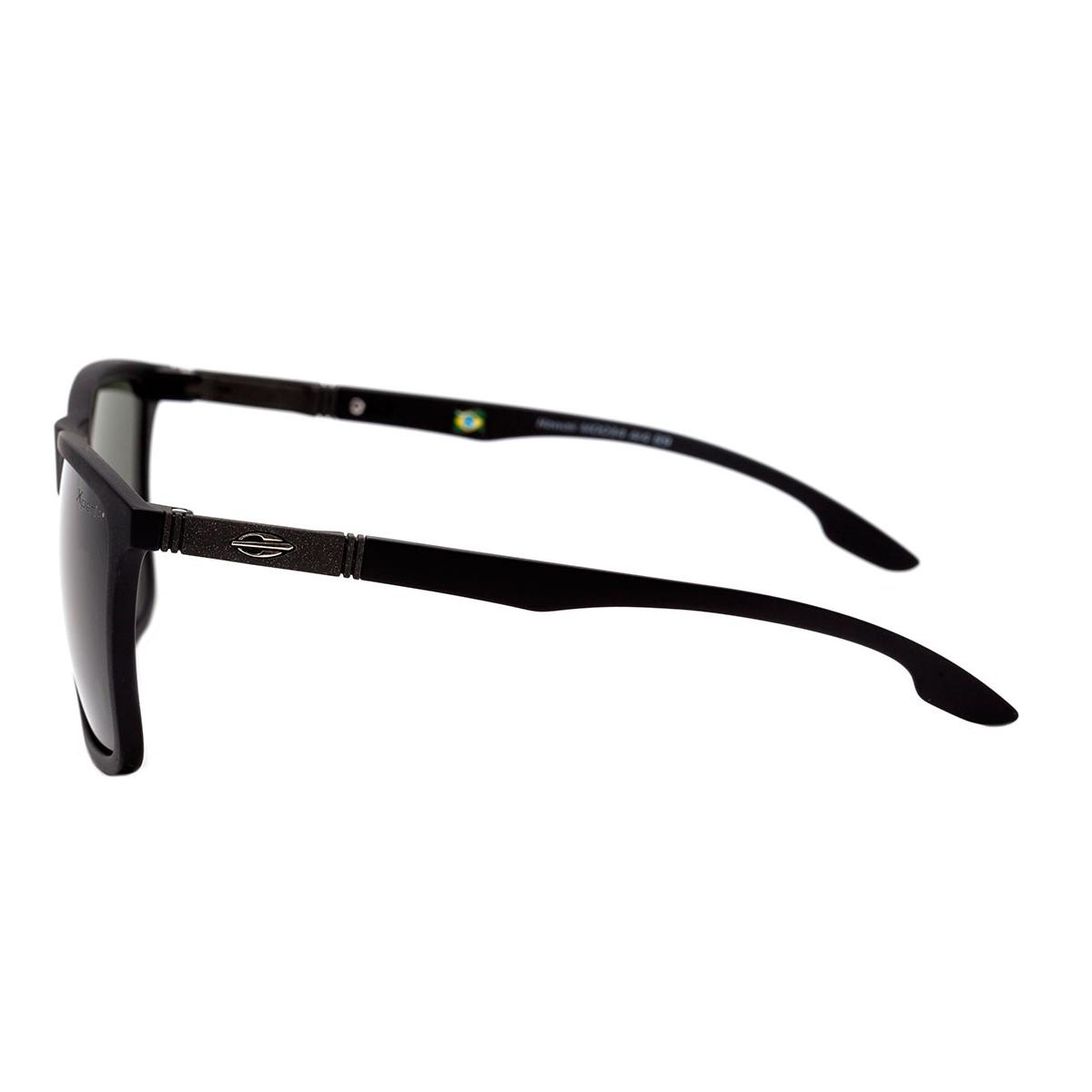 Óculos Mormaii Hawaii Preto Fosco  Lente G15 Polarizado ref M0034A1489 2727cf45c2