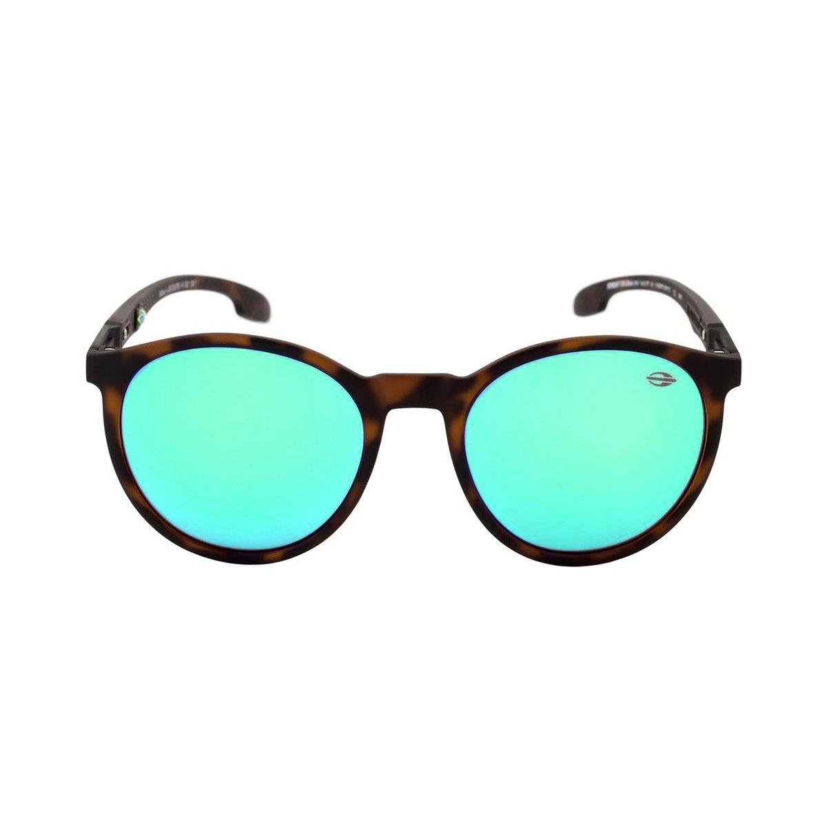 Óculos Mormaii Maui Marrom  Lente Verde Espelhada ref M0035F5285 3bb3515e5d