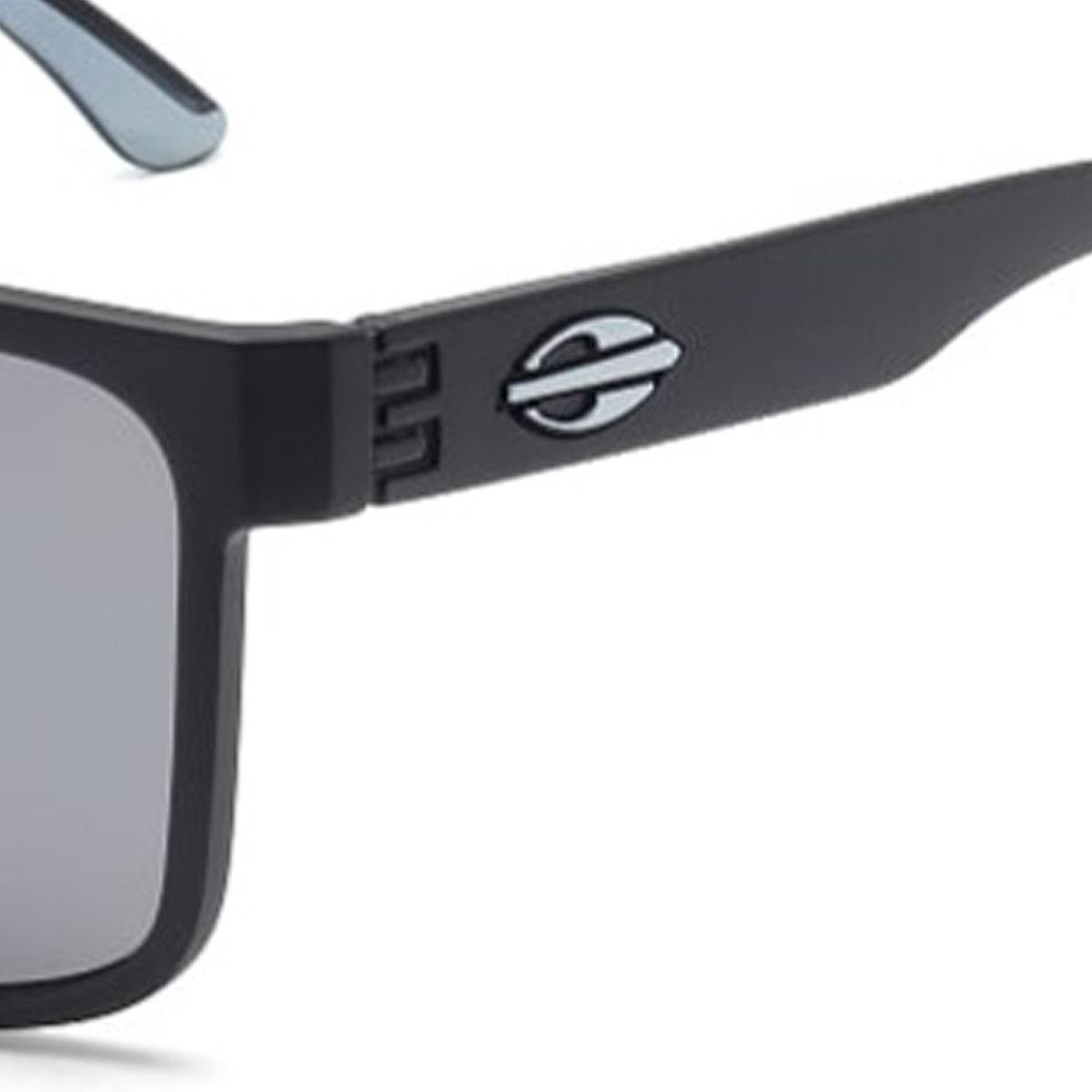 Óculos Mormaii Monterey Preto Fume Translúcido Lente Cinza ref ... 474bb84801