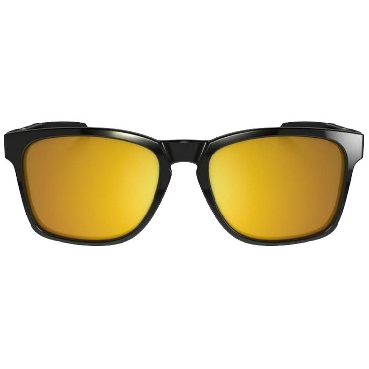 0c57f492080a2 Óculos Oakley Catalyst Polished Black Lente 24K Iridium ref OO9272-04