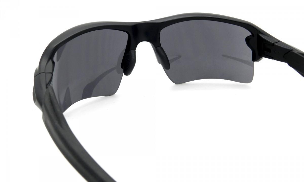 c302d4d45ff14 Óculos Oakley Flak 2.0 XL Matte Black Black Iridium LANÇAMENTO ref ...