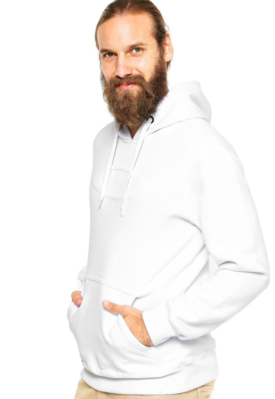 Moletom Oakley One Brand Pullover Branco ref 472363-100 9a6d3a00f8
