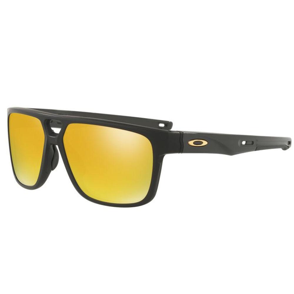 204d85ed13149 Óculos Oakley Crossrange Patch  Prizm 24K Iridium Polarizado passe o mouse  para ver em zoom