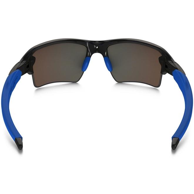 d6a9831b11f5e ... Óculos Oakley Flak 2.0 XL Polished Black Sapphire Iridium Ediçao  Limitada Olimpíadas Rio 2016 LANÇAMENTO ...