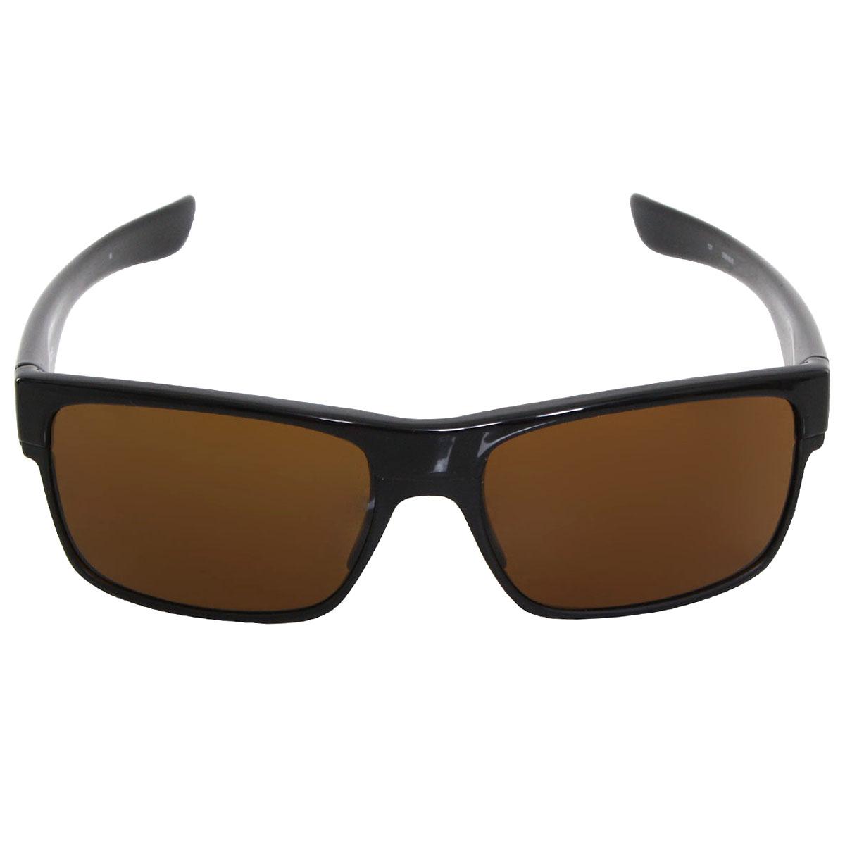 9a78846b7c27c Óculos Oakley TwoFace Polished Black Dark Bronze passe o mouse para ver em  zoom