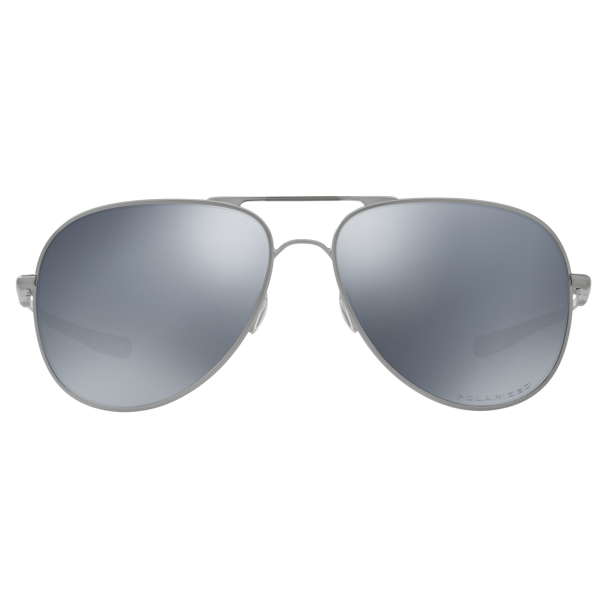 f0290b8e48a42 Óculos Oakley Elmont L Lead  Lente Black Iridium Polarizado ref OO4119-06