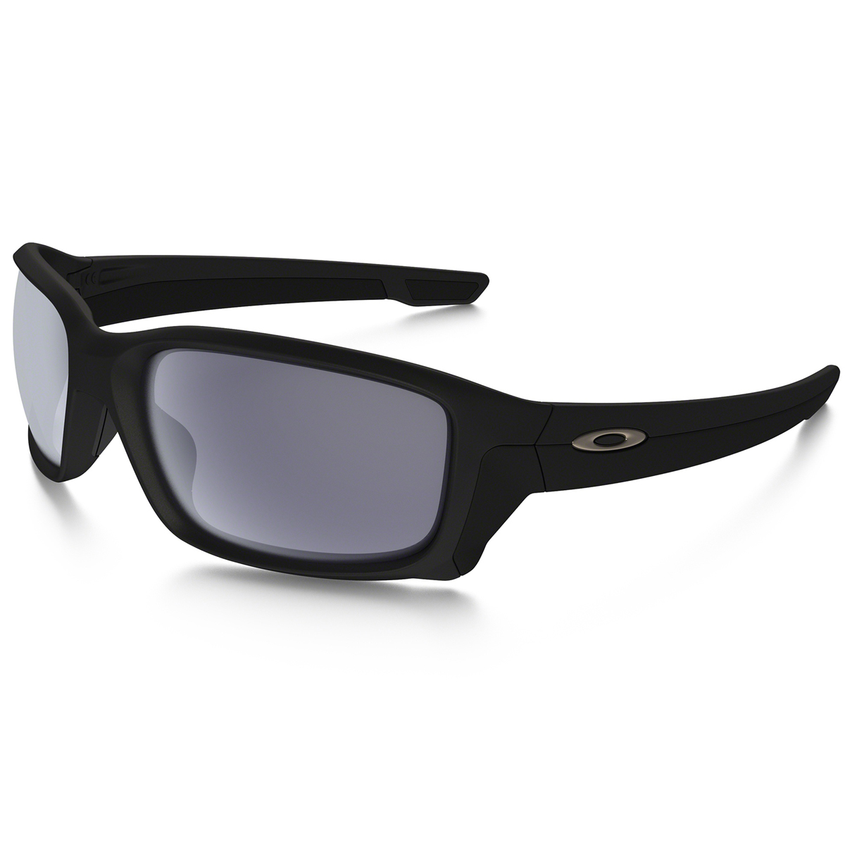 2373b0c1073ff Óculos Oakley Straightlink Matte Black  Lente Grey ref  OO9331-02