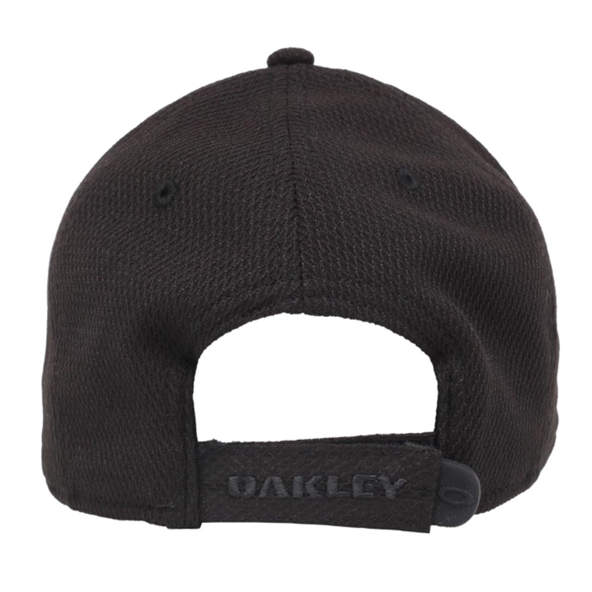 Boné Oakley Golf Ellipse Hat Preto ref 91809-001 a9693f2ddef