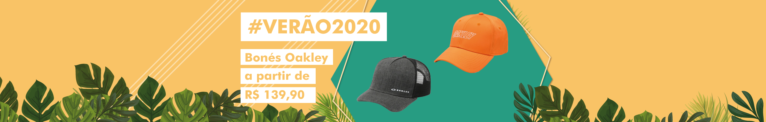 VERAO 2020 BONES OAKLEY