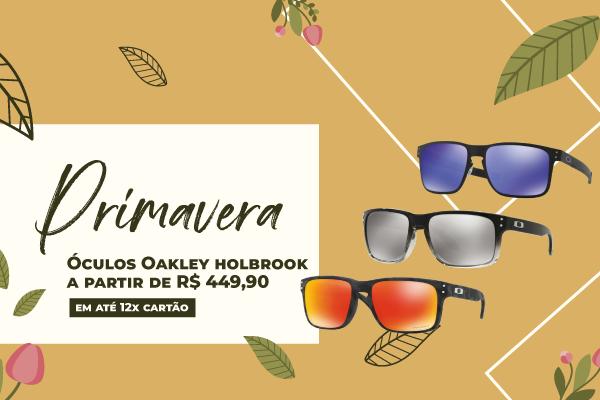 Primavera 2020 - Oculos Holbrook