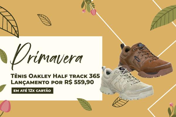 Primavera 2020 - Tenis Oakley Halftrack 365