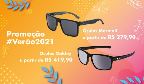VERAO 2021 OCULOS