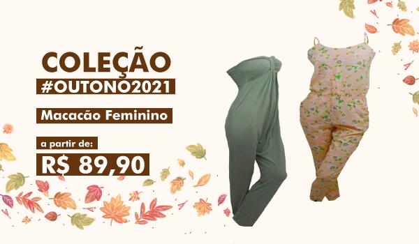OUTONO 2021 - Feminino